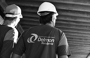 The leading concrete supplier in Bahrain - Delmon Readymix