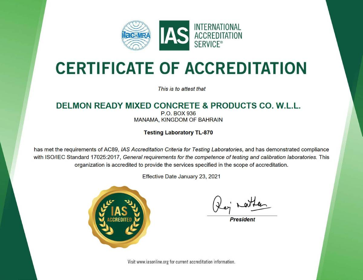 Lab Accreditation