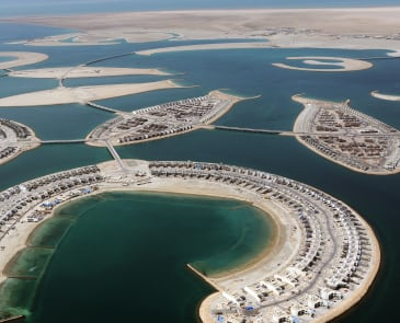 The leading concrete supplier in Bahrain - Delmon Readymix